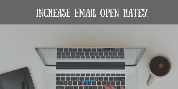 Email Marketing:  Increase Your Email Open Rate